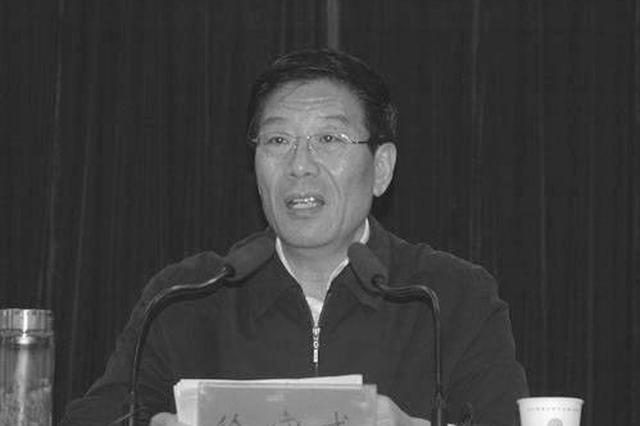 湖南省委原书记徐守盛逝世 享年67岁
