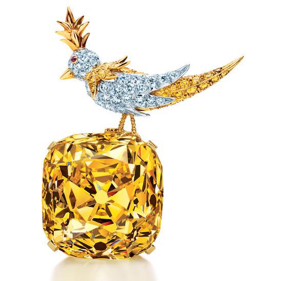 【蜗牛棋牌】奥黛丽-赫本戴过的传奇黄钻的前世今生