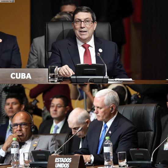 当地时间14号,第八届美洲国家首脑会议(美洲峰会)在秘鲁首都利马闭幕。