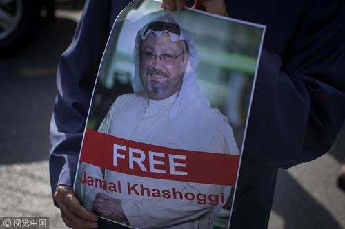 沙特拒引渡卡舒吉案嫌犯 土或将案件提交国际法庭