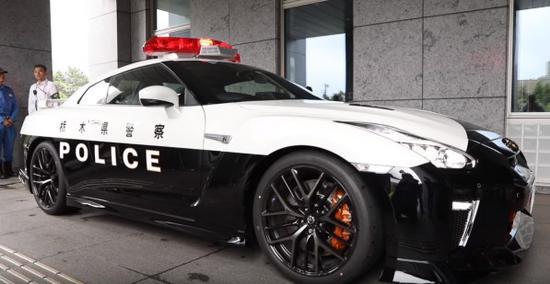 日本警方为追捕犯人购入超跑 时速超300公里