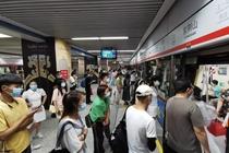 郑州地铁恢复运营