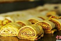 甘肃榆中传统月饼