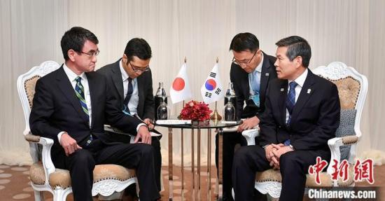 美国就军情协定不断向韩日施压 韩方:暂无转机