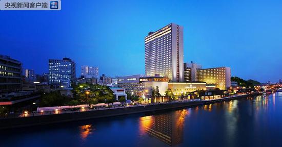 会见地点在大阪的丽嘉皇家酒店(资料图)