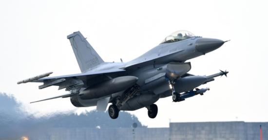 资料图:KF-16战斗机