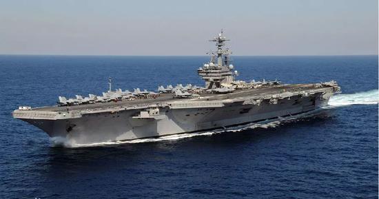 美军福特级航母
