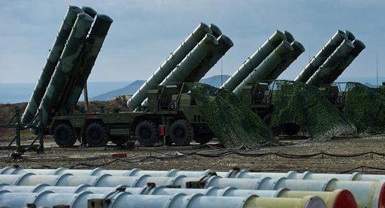 土耳其不惧美国压力 仍决定采购俄S-400导弹系统