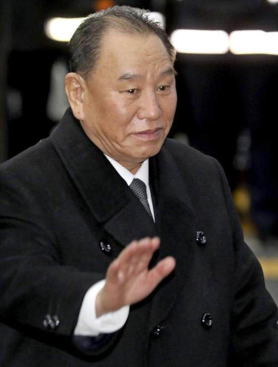 韩媒:朝鲜高官金英哲或向特朗普转达金正恩亲笔信金英哲金正恩亲笔信