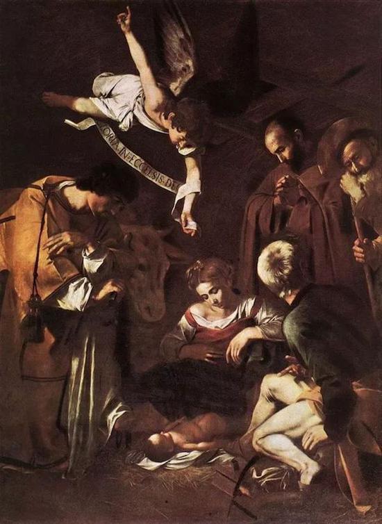 《圣方��各、圣���斯�c耶�d�Q生》,卡拉瓦��