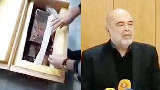 伊朗公布乌航坠毁客机黑匣子视频
