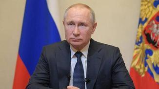 普京发表全国讲话 俄罗斯下周全国放假