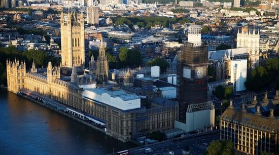 威斯敏斯特议会大厦(图源:路透社)