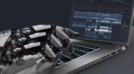 """瑞士ABB集团在上海打造机器人""""未来工厂"""""""