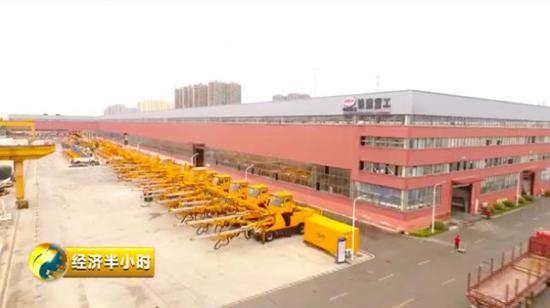 铁建重工园区