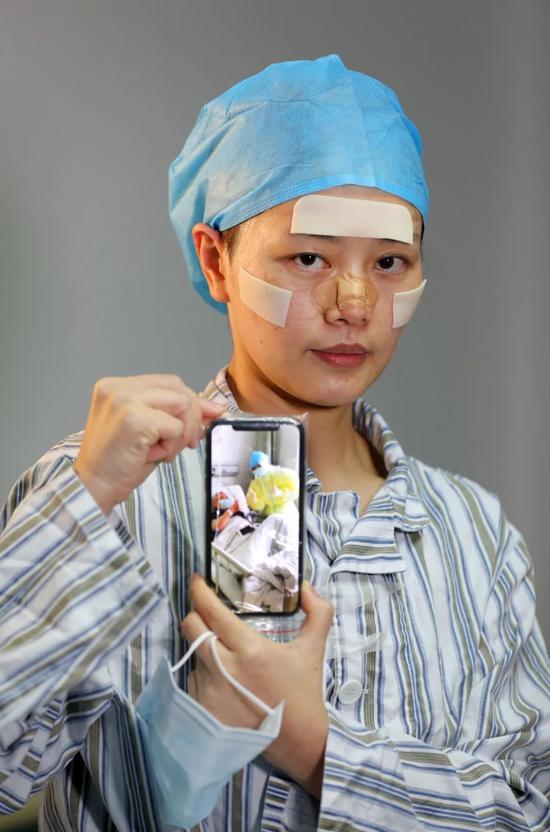 福建省立医院妇产科主管护师徐健