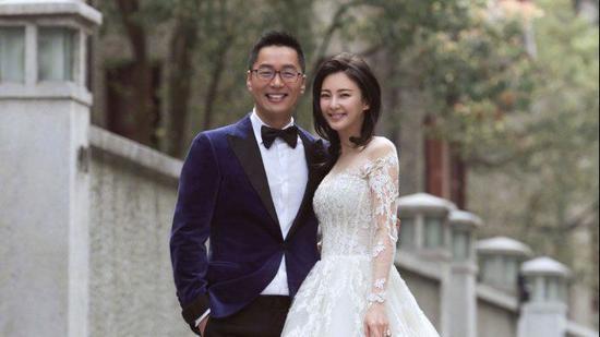 张雨绮和袁巴元。图源网络