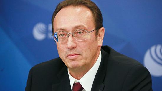 图说:俄外交部防扩散和军控问题司司长叶尔马科夫