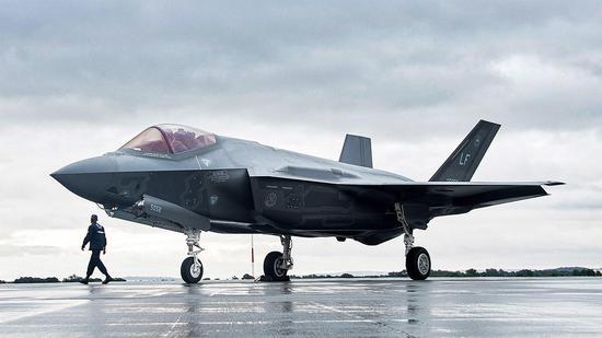 美国为土耳其生产的F-35战斗机