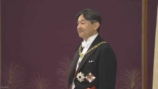 新天皇德仁(NHK)