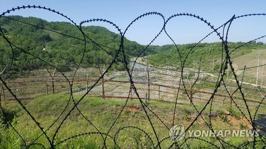 资料图:朝韩非军事区
