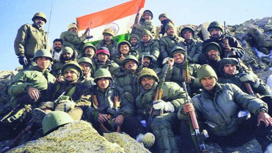虽然卡吉尔冲突证明印度军队的实力大于巴基斯坦,但严峻的问题和惨重的损失让印度开始筹划建立联合参谋部 图源:印度国防部