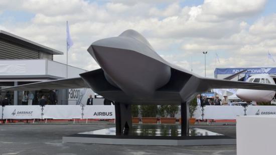 德法西新一代战机NGF计划概念机型 图自简氏防务周刊