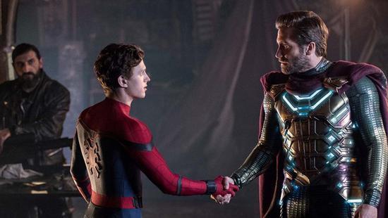 《蜘蛛侠:铁汉远征》。图片来自网络