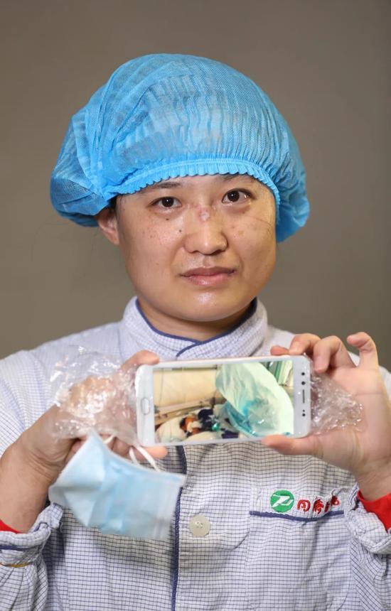 吉林大学第一医院幼儿ICU科护师张丹