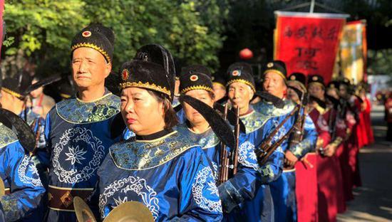 非遗中国:西安鼓乐