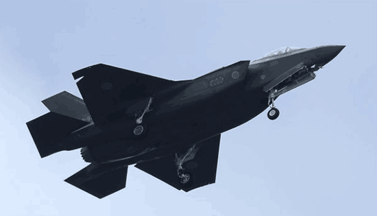 F-35A战机