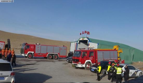 内蒙古西乌旗银漫矿业运送车辆发生事故 致20