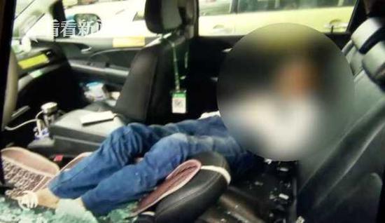 的哥出租车内不幸身亡 到底发生了什么?