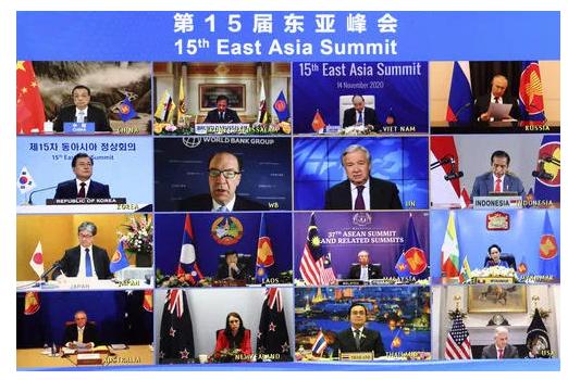 第15届东亚峰会、第四届RCEP峰会之后,RCEP终于签定
