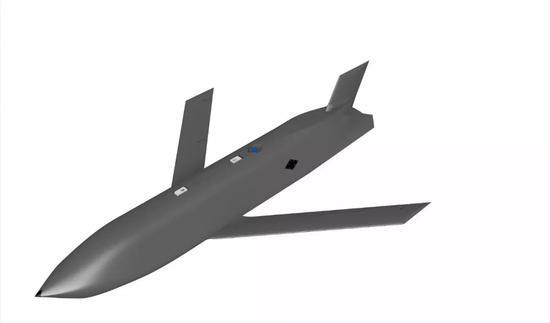 ▲逆舰巡航导弹LRASM(视觉中国)