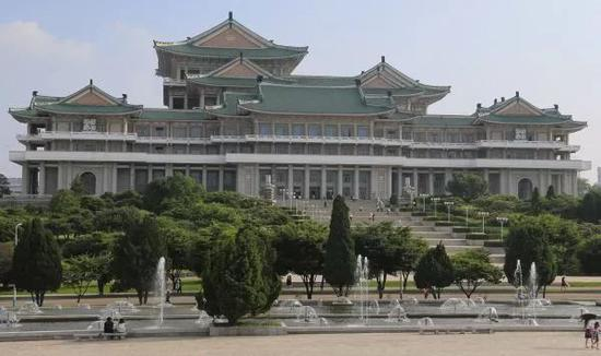"""这座朝鲜最大的终身教育基地 藏着什么""""秘密"""""""