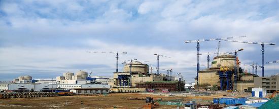 △中核集团福清核电基地