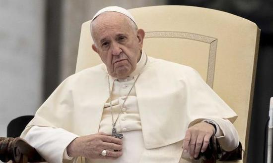▲罗马教皇方济各图片来自网络