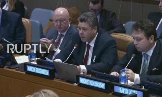 俄罗斯民主钻研基金会主任马克西姆•格里戈里耶夫(Maxim Grigoriev)