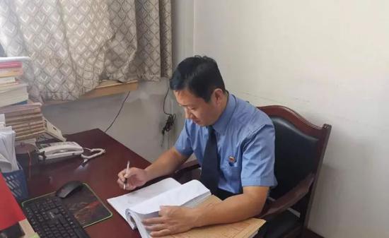 菏泽市牡丹区人民检察院 岳胜
