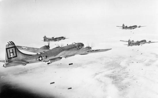 "B-29战略轰炸机(日本""historyjapan""网站)"