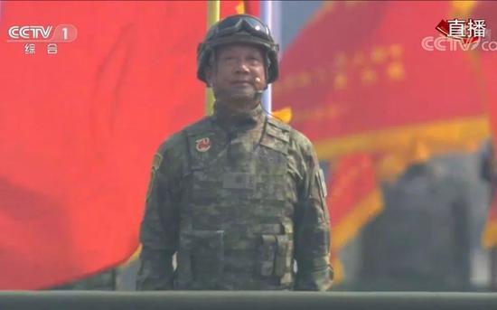 刘粤军上将