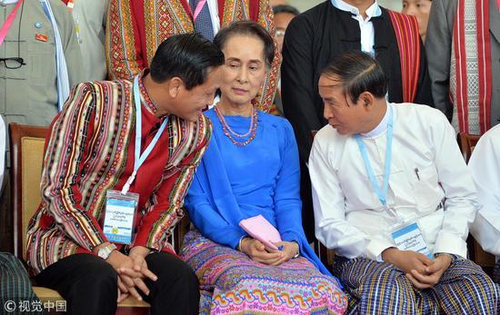 """决定缅甸""""永久和平""""的大会 中方出了多大力?"""