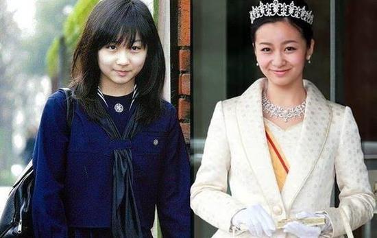 """佳子公主被称为日本皇室""""最美公主""""。"""
