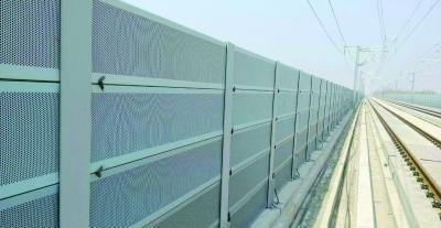 案件中涉及的高铁声屏障在我国多个已建成的高速铁路上应用