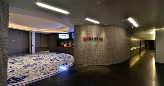 坐落在上海中心大厦37层的上海观复博物馆