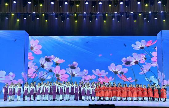 童声合唱《爱的人间》