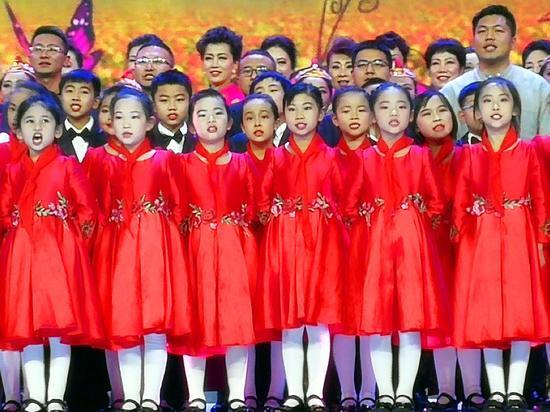 儿艺会童声合唱团