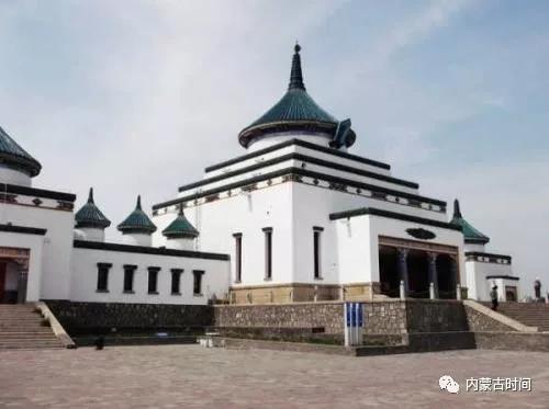 兴安盟盟公署_内蒙古曾有过三个省会,其中一个如今在外省?_新浪内蒙古_新浪网
