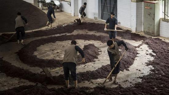 图片来历:Qilai Shen—Bloomberg via Getty Images